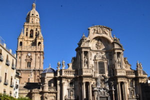 Murcia Cathedral Zarangollo